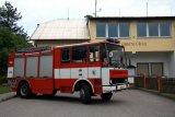 Požární automobil Jednotky sboru dobrovolných hasičů Chotoviny