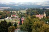 Foto z věže Chotoviny