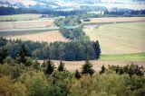 Foto z věže okolí Chotovin